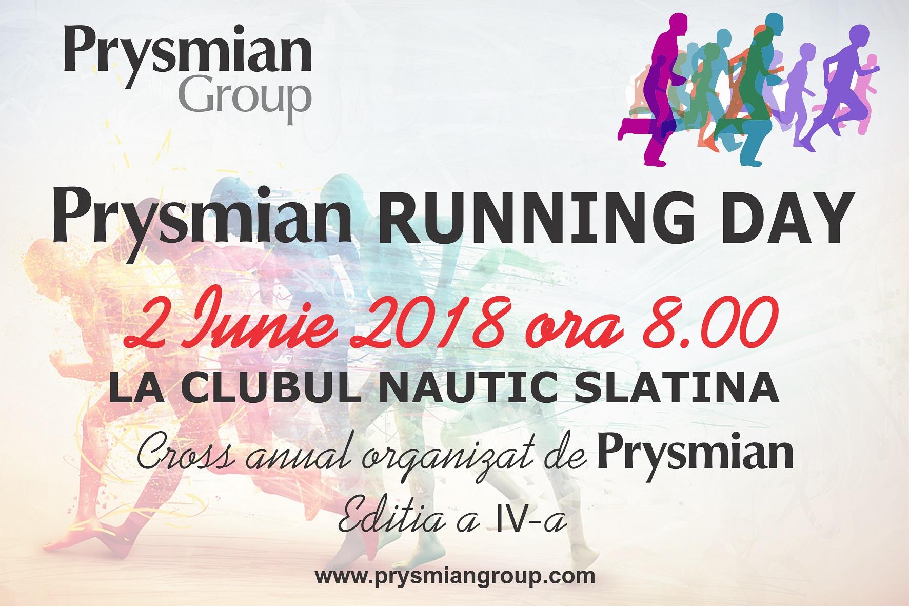 Prysmian Running Day Slatina - 4th edition