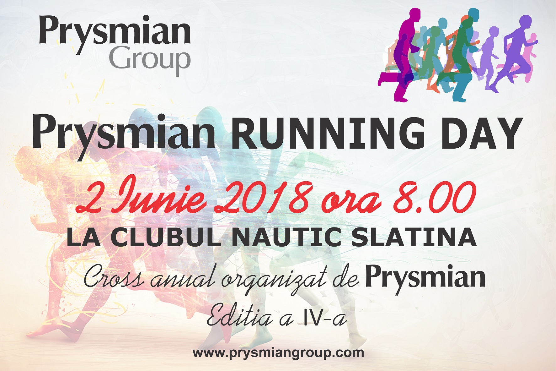 Prysmian Running Day Slatina - 4th edition