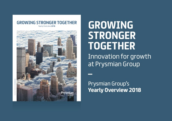 2018 YEARLY OVERVIEW - GROWING STRONGER TOGETHER