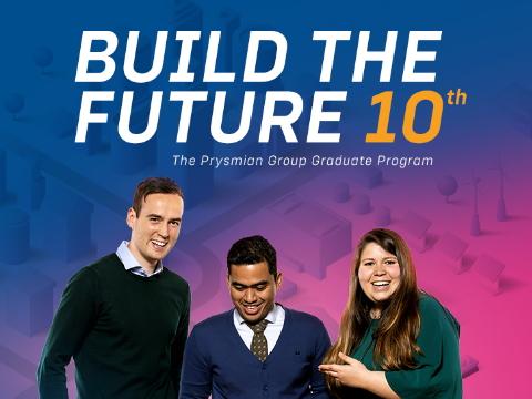 Graduate program - Build the Future