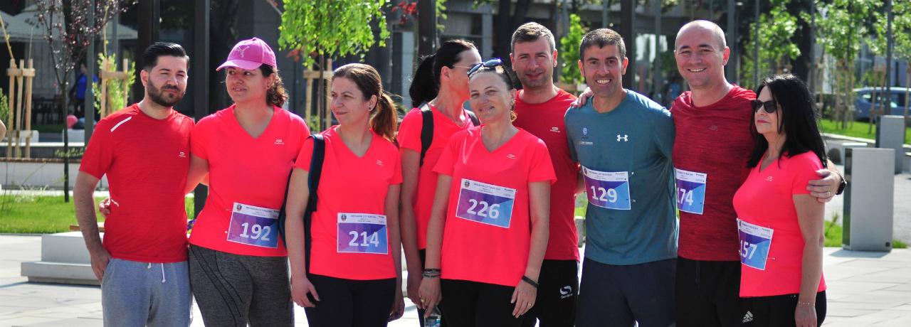 Prysmian City Run 2019