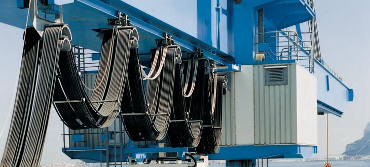 Cabluri de Festonare - Rotunde