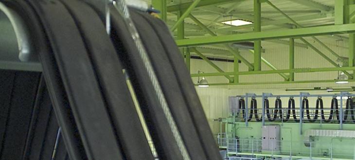Cabluri de Festonare - Plate