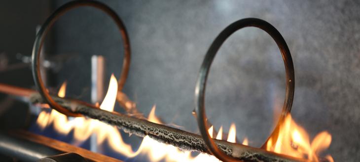 Cabluri rezistente la foc și cu emisii foarte scăzute de fum și gaze toxice