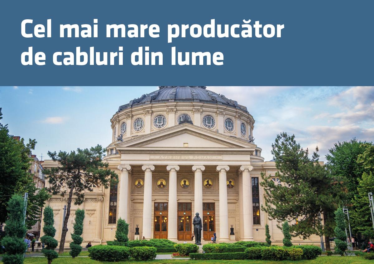 Made in Romania - Broșură