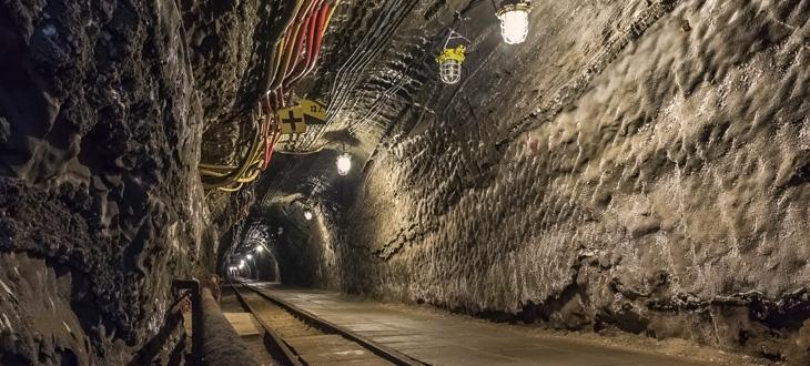 Cabluri pentru exploatare minieră subterană