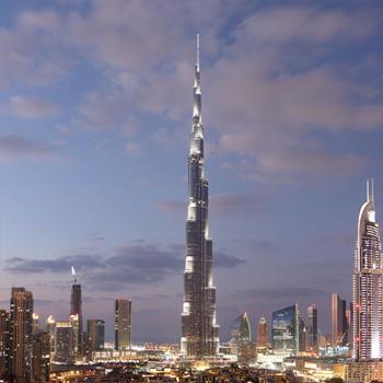 Burj Khalifa: siguranță la înălțime