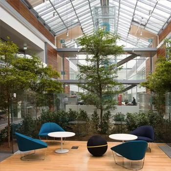 În interiorul noului sediu 'smart-working' HQPrysmian