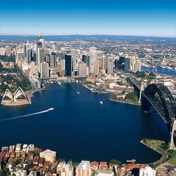 O rețea multi-tehnologică care cuprinde întreaga Australie
