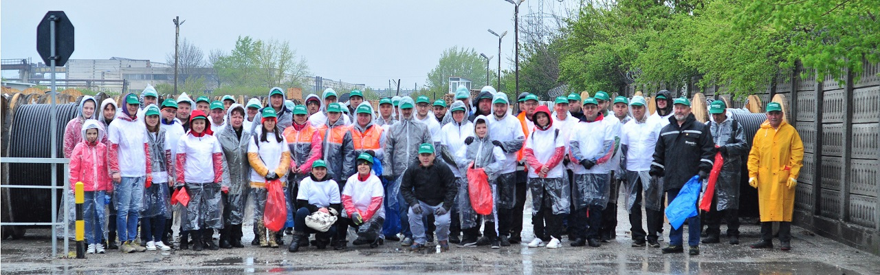 Campanie de Voluntariat 13 aprilie 2019
